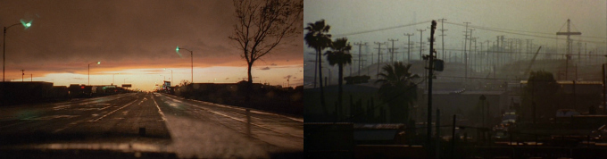 Paris (Texas) y Los angeles