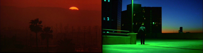 Vivir y morir en  Los angeles y Paris, Texas