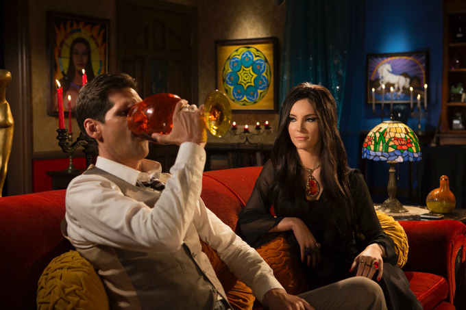 the love witch - cine divergente