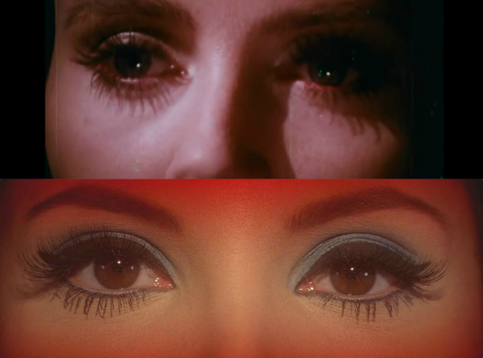 the love witch-comparacion