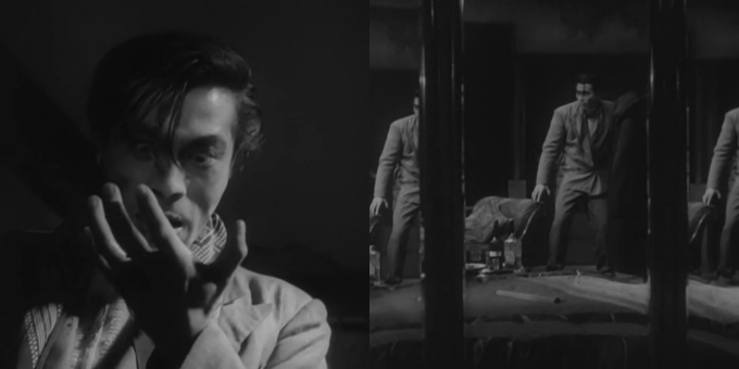 Collage Akira Kurosawa