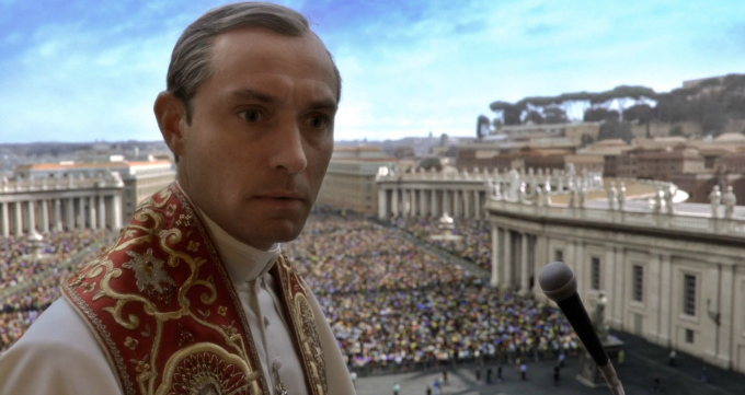 The Young Pope - Lenny
