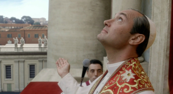 The Young Pope Lenny