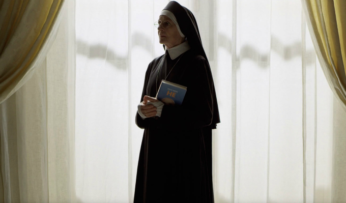 The Young Pope Sister-Mary