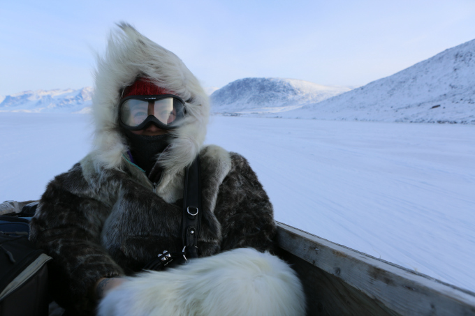 Angry Inuit Alethea Arnaquq-Baril
