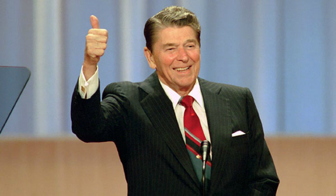 The Reagan Show 2017