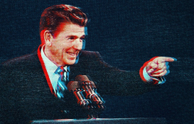 The Reagan Show cine divergente