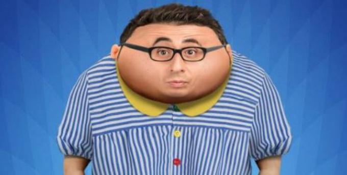 Algo muy gordo Berto Romero