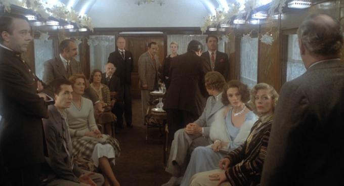 Asesinato en el Orient Express, de Sidney Lumet
