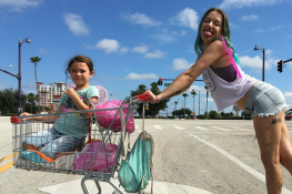 The Florida Project 2017 cd