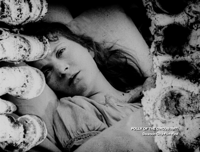 dawson city 92 - Mae Marsh in Polly of the Circus 1917 directed by Edwin L. Hollywood and Charles Horan, Goldwyn Pictures Inc