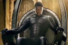 Black Panther cine divergente