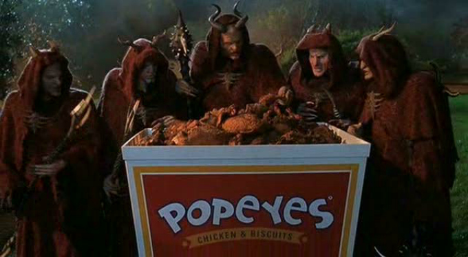Popeyes Little Nicky