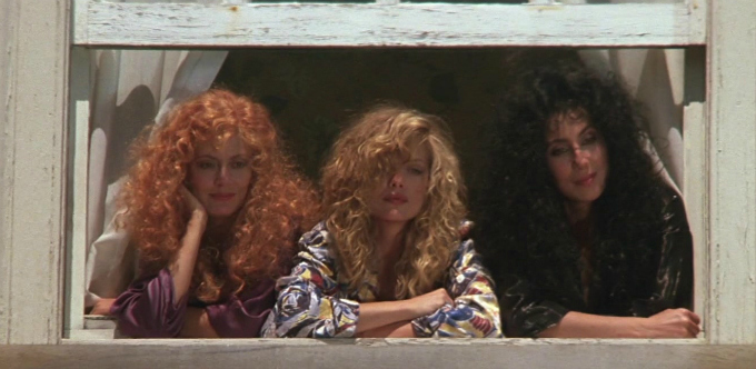 Las brujas de Eastwick 3