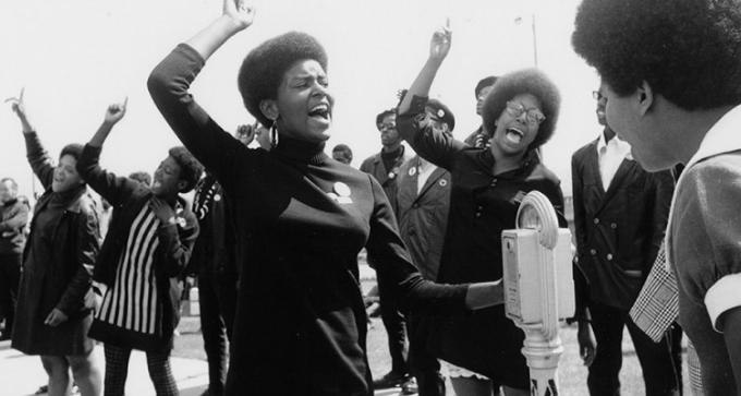 Black Panthers Mayo del 68