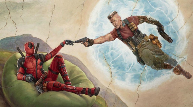 Deadpool 2 Leitch