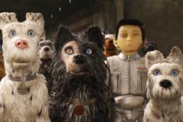 Isla de perros cine divergente