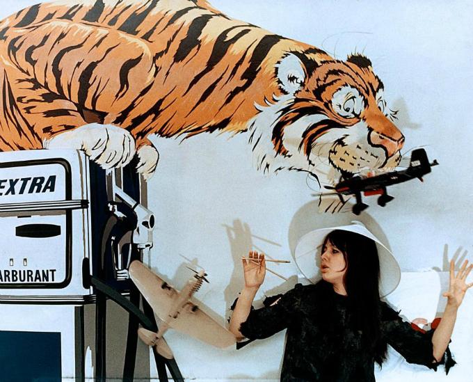 La chinoise Jean-Luc Godard