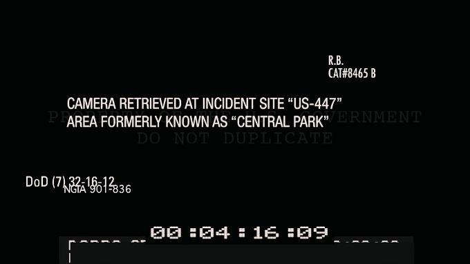3. Monstruoso (Cloverfield, Matt Reeves, 2008) metraje encontrado