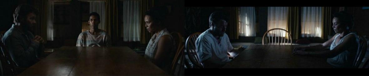 Collage LLega de noche