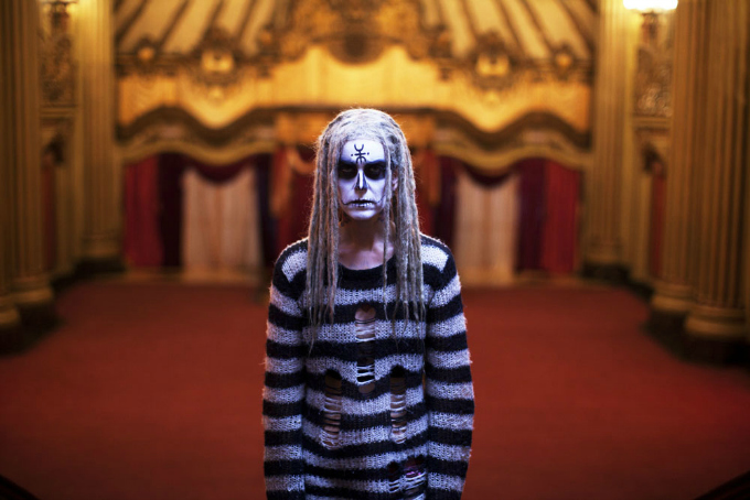 The Lords of Salem bruja