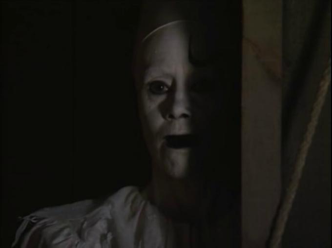 En presencia de un clown Bergman 1997