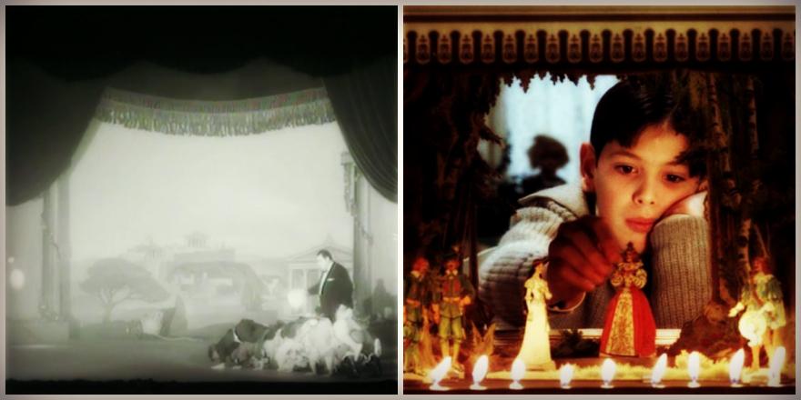Imagen El silencio y Fanny y Alexander
