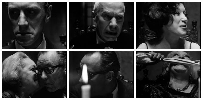 La hora del lobo Ingmar Bergman