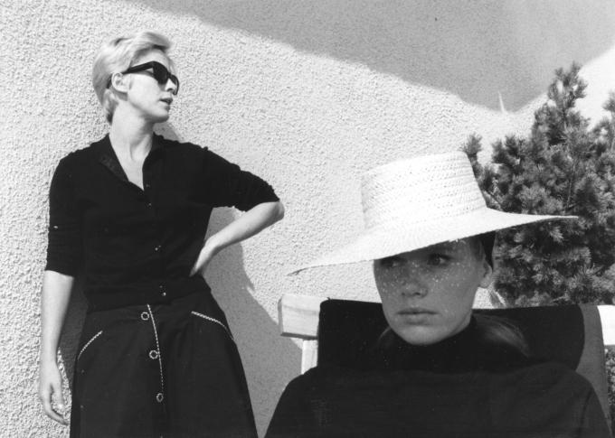 Persona Ignmar Bergman 1966