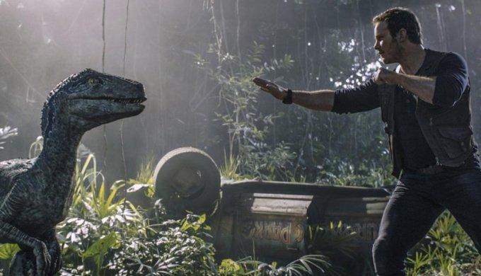 Jurassic World El reino caído 2