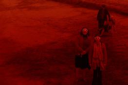 Rojo cine divergente