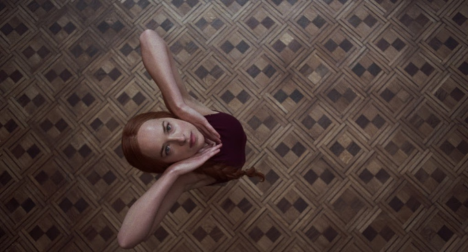 Dakota Johnson stars as Susie in SUSPIRIA Image Courtesy of Amazon Studios