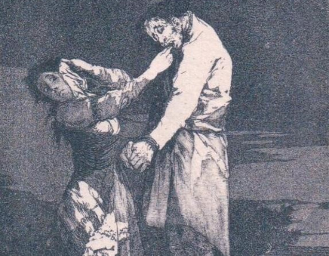 A la caza de dientes Goya