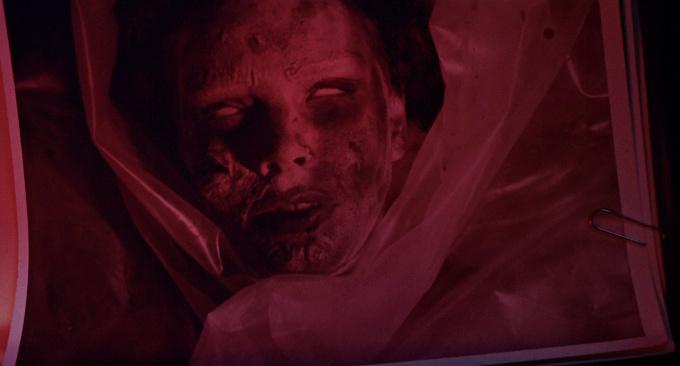 El rostro de la muerte