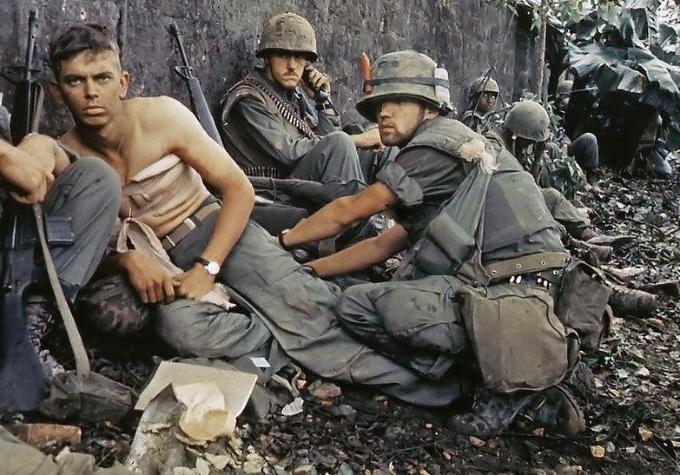 La guerra de Vietnam serie 2017