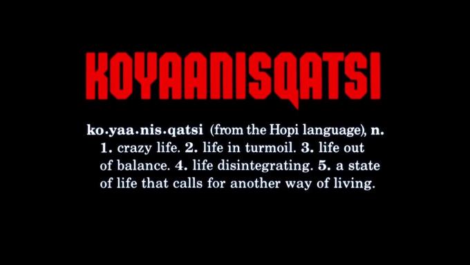 Koyaanisqatsi 4