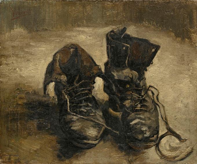 Van Gogh, a las puertas de la eternidad (2)