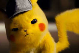 Pikachu cine divergente