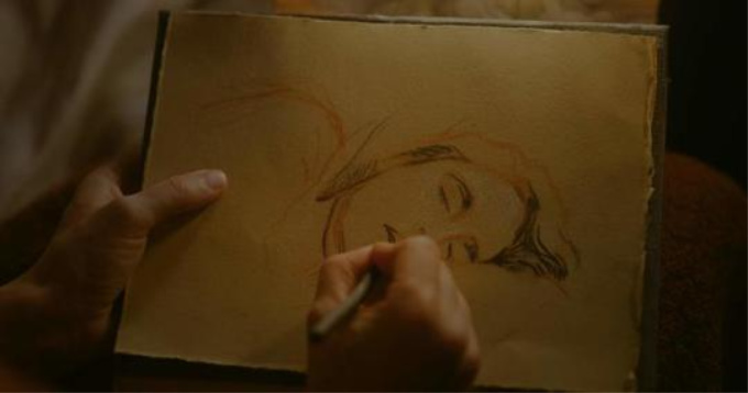 Retrato de una mujer en llamas (1)