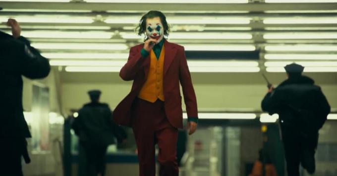 Joker Joaquim Phoenix 2019