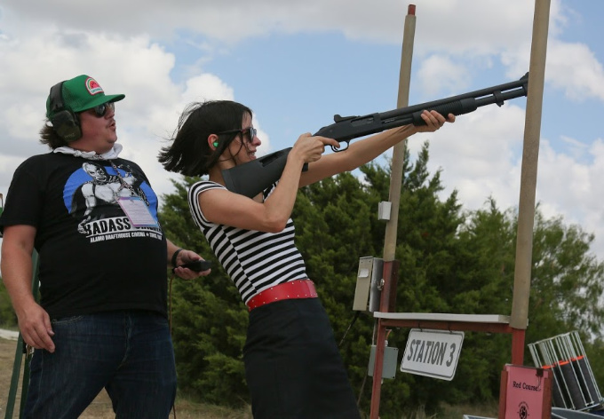 Sitges 2019 (II) - I - Fantastic Fest - Shotguns & BBQ (1)
