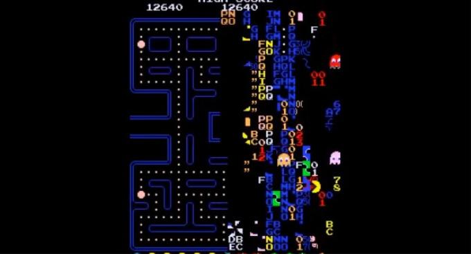 Glitch Pacman
