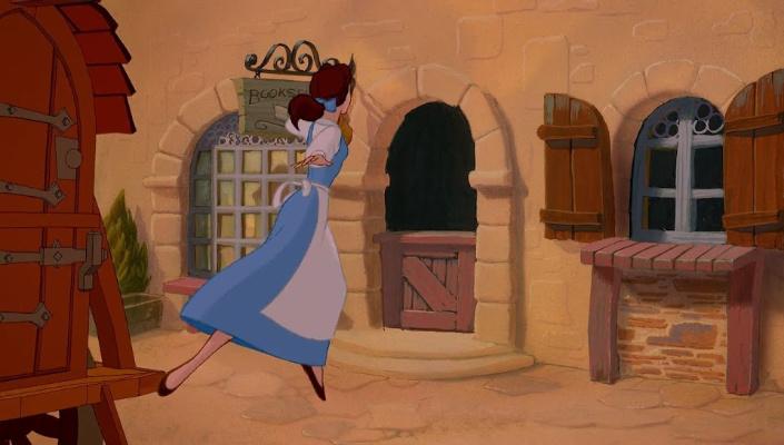 Disney La bella y la bestia