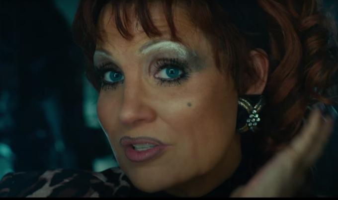 Los ojos de Tammy Faye